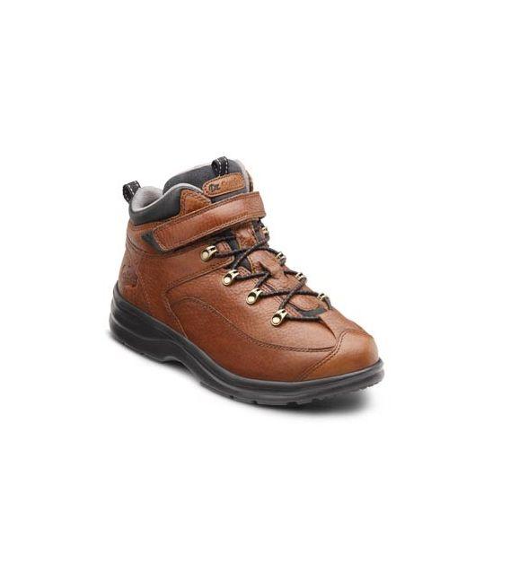 e3d0ab34ea0 Dr. Comfort Women's Vigor Diabetic Shoes - Chestnut