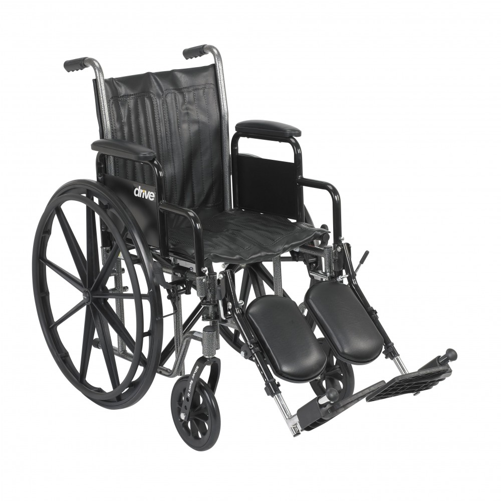 Drive Silver Sport 2 20 Quot Wheelchair