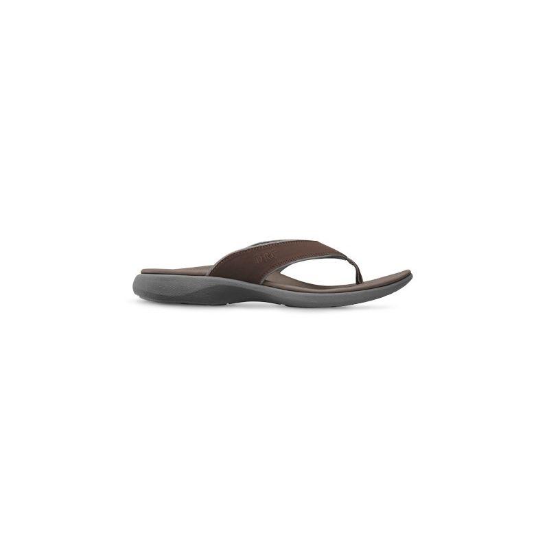 75defdfff Clothing, Shoes & Accessories Dr Comfort Collins Mens Leather Diabetic  Shoes Ortho Sandals Flip Flops