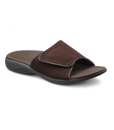 49cc0c07e4a Dr. Comfort Men s Connor Diabetic Sandals - Chocolate - American Quality  Health Products