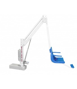 Global Lift R-450R Rotational Series Pool Lift - Reach