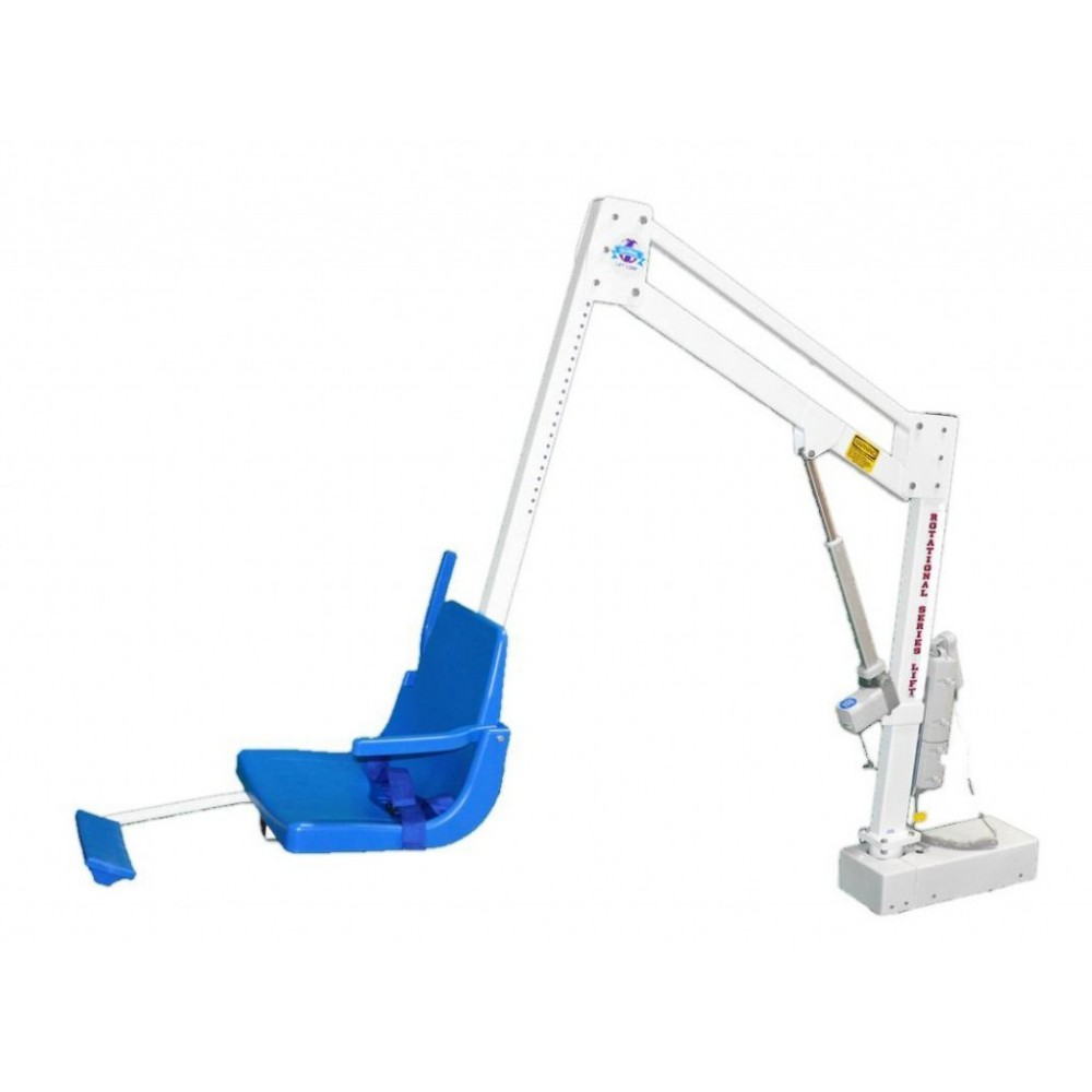 Global Lift R 450a Rotational Series Above Ground Pool Lift