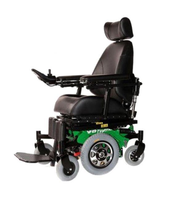 Innovation in motion v6 frontier all terrain power chair for All terrain motorized wheelchairs