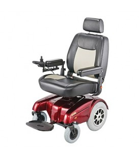Merits P301 Gemini Power Chair - 450 lbs