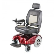 Merits P301 Gemini Bariatric Power Chair - 450 lbs