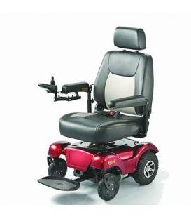 Merits Compact Regal Power Chair
