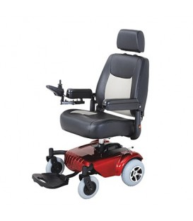 Merits Micro Light Compact Junior Power Chair