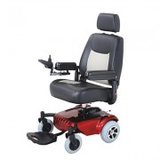 Merits P320  Junior Micro Light Compact Power Chair