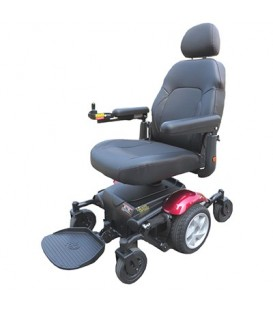Merits P326A Vision Sport Power Chair