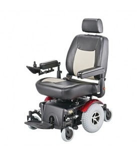 Merits P327 Vision Super Power Bariatric Chair - 450lbs
