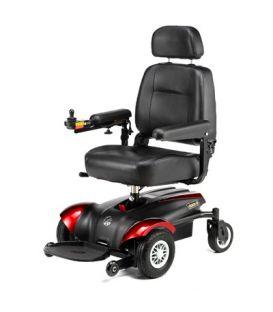 Merits P322 Vision CF Power Chair