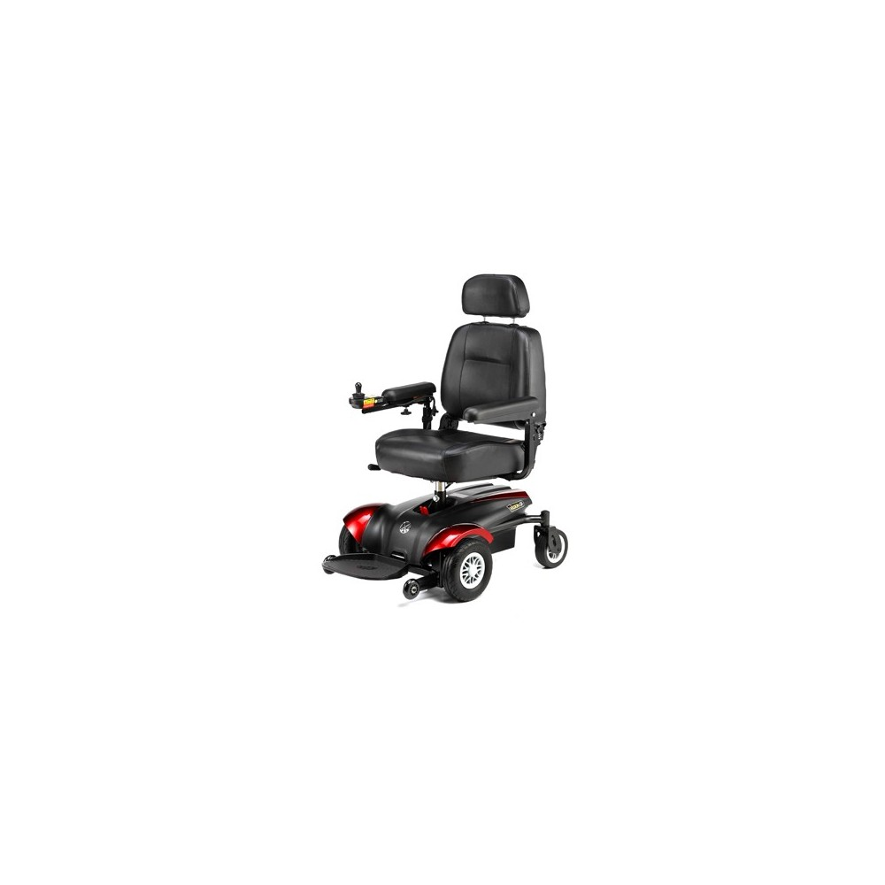 Merits P322 Vision Cf Compact Power Chair