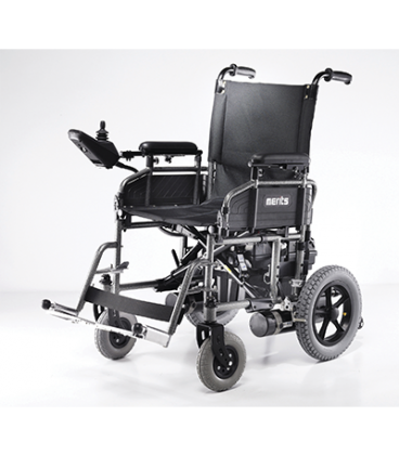 Merits P101 Travel Ease Folding Power Chair American