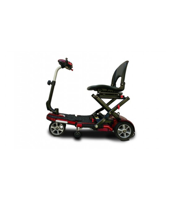 EV Rider S19+ Transport Plus Folding 4-Wheel Scooter