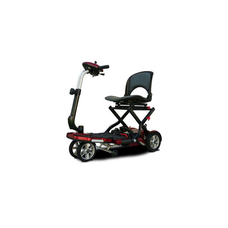 EV Rider Transport+ Folding 4-Wheel Scooter