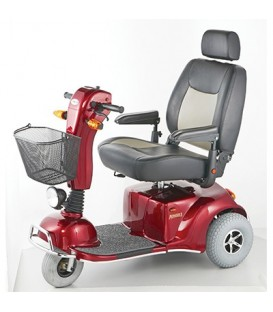 Merits S331 Pioneer 9 Bariatric 3-Wheel Scooter - 500 lbs