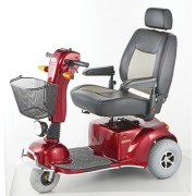 Merits S331 Pioneer 9 Bariatric 3-Wheel Scooter (500 lbs)