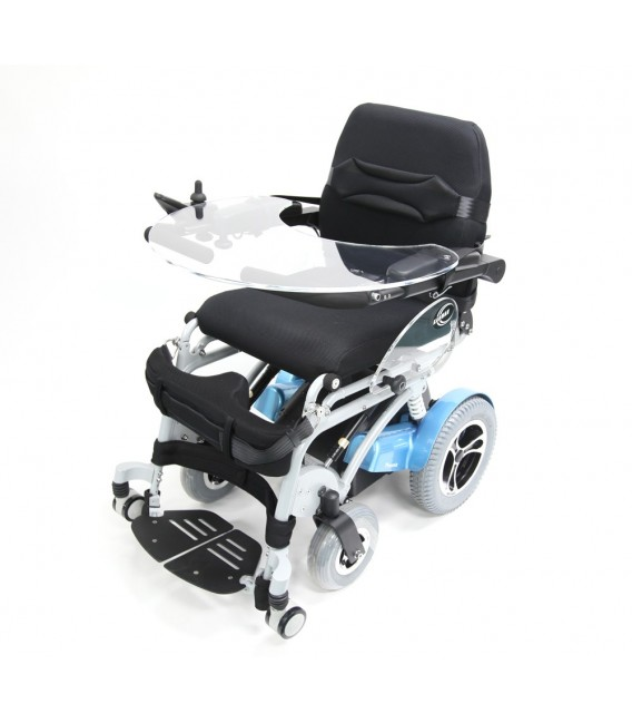 """Karman 18"""" Full Power Stand Up Chair Tray"""