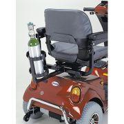 Merits Pioneer 3 -S131 3-Wheel Bariatric Scooter (400 lbs) Capacity