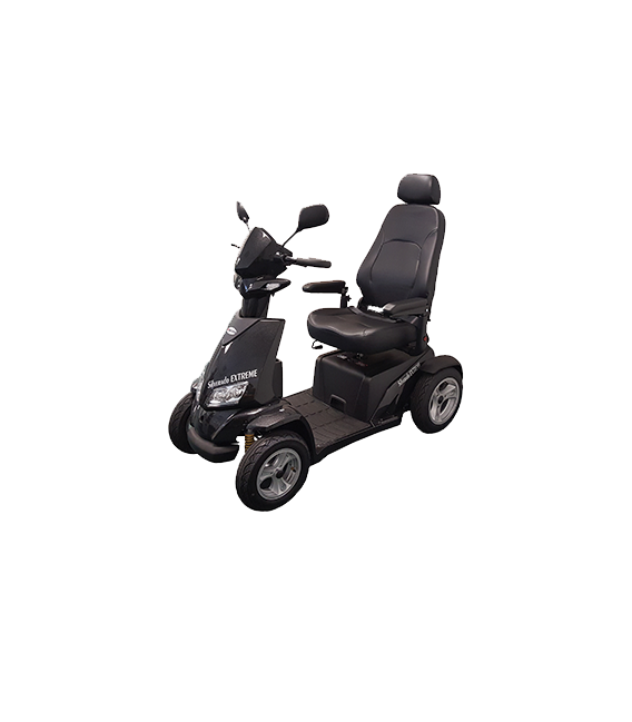Merits S941A Silverado Extreme -4 Wheel Scooter