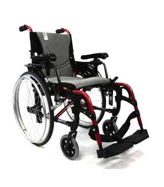 Karman S-ERGO 305 – 29 lbs Ultralight Adjustable Ergonomic Wheelchair