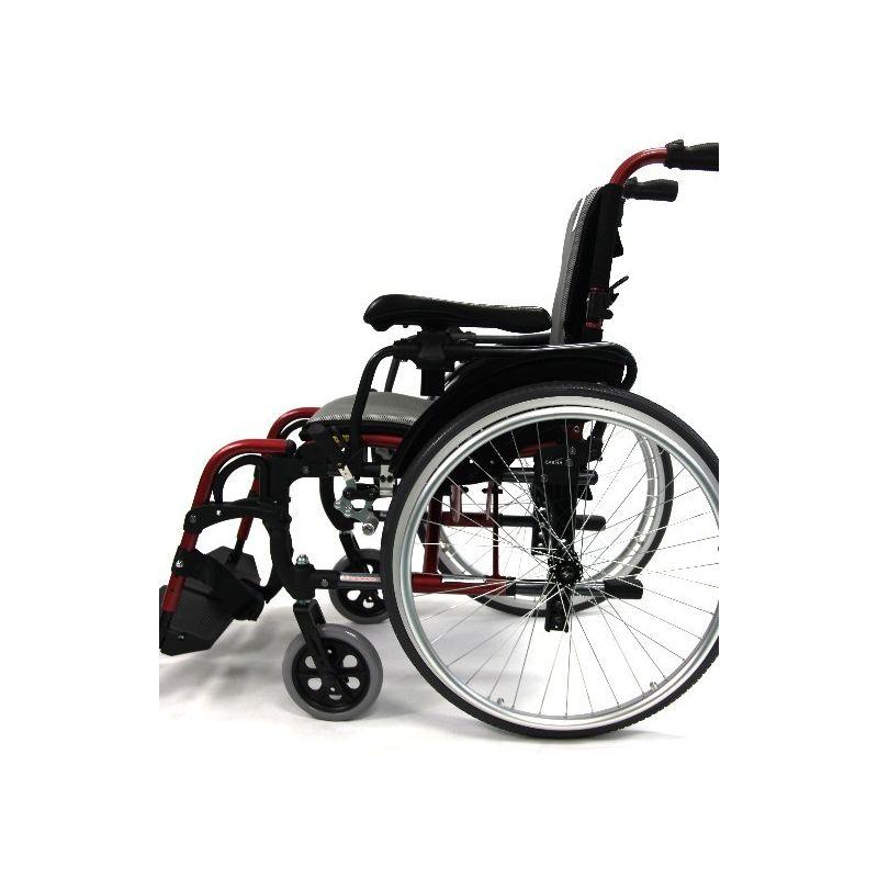 S Ergo 305 29 Lbs Ultralight Adjustable Ergonomic Wheelchair