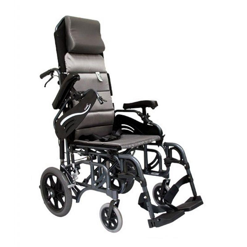 Karman Vip 515 Tp Light Foldable Tilt In Space Wheelchair