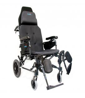 Karman MVP-502-MS – 36 lbs Manual-Propel Alu Reclining Wheelchair