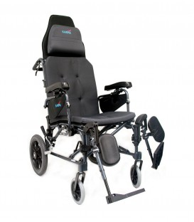 Karman MVP-502-MS – 36 lbs Manual-Propel Alu Reclining Wheelchair