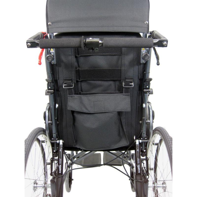 Karman Mvp 502 Ms Reclining Transport Wheelchair