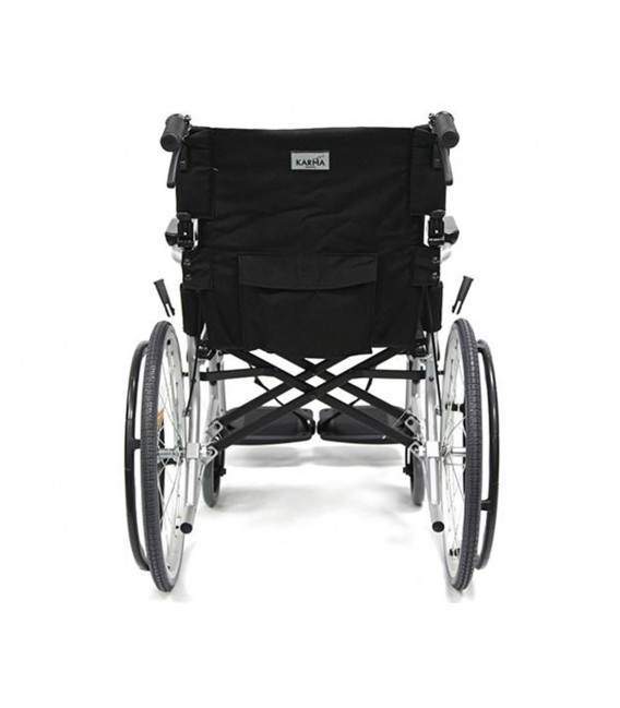 Karman Ergo Flight S-2512 Manual Wheelchair