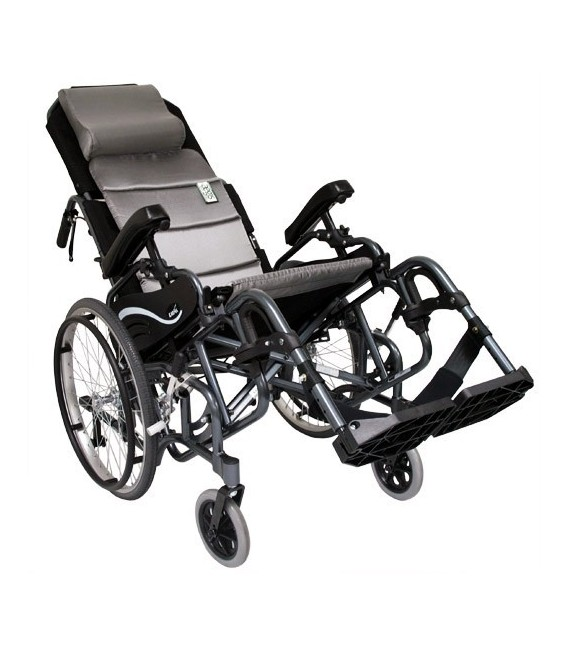 Karman Vip 515 38 Lbs Lightestfoldable Adult Tilt In Space