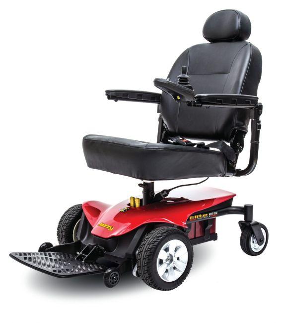 Pride Jazzy Elite ES-1 Powerchair