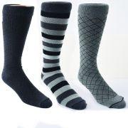 Foundation Exemplar Support Socks FD150 Compression 3 Pack