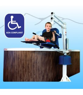 Aqua Creek Spa Elite Pool Lift - (Anchor Sold Separately) - F-006SLE
