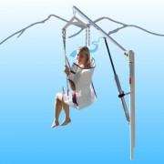 Aqua Creek EZ 2 Pool Lift - (Anchor Sold Separately) - F-EZPL2