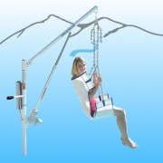 Aqua Creek Power EZ 2 Pool Lift - (Anchor Sold Separately) - F-PEZPL2