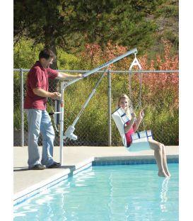 Aqua Creek Power EZ Lift Pool Lift