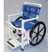 "Aqua Creek Pool Access Chair 18"" Mesh - 300 lb. Weight Capacity - F-520SPM"