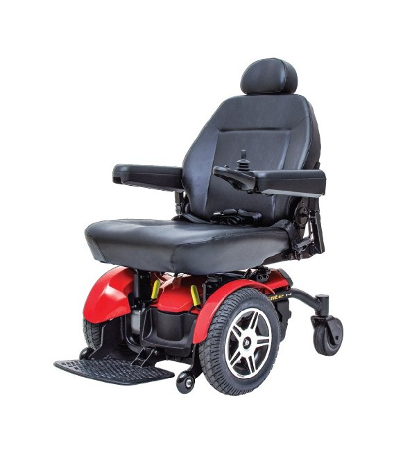 Pride Jazzy Elite Hd Bariatric Power Chair