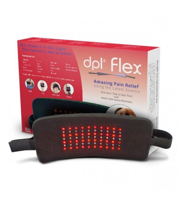 Dpl Flex Pad With Deep Light Therapy Led Tech American