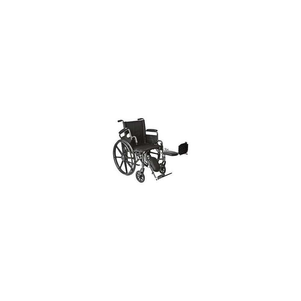 Everest Amp Jennings Traveler L4 Wheelchair