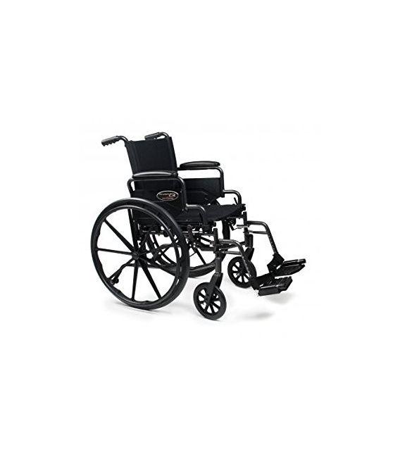 "3F030320 - 20"" x 18"", Flip Back Desk Arm, Swingaway Footrest"