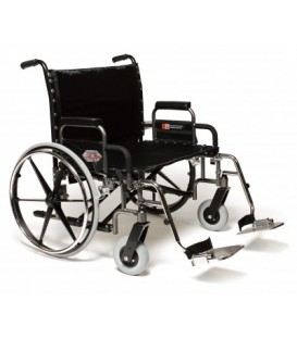 "Everest & Jennings Paramount XD 26"" or 30"" Bariatric  Wheelchairs"