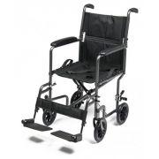 Everest & Jennings Steel Transport Wheelchair