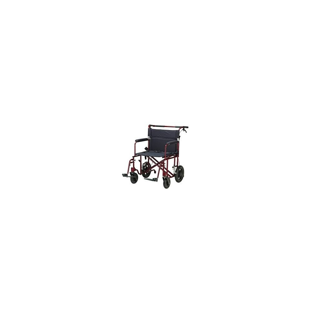Bariatric Hd 20 Quot 22 Quot Transport Wheelchair With Swing Away