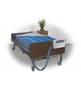 "Med-Aire Plus 10"" Bariatric Altern Pressure Mattress System by Drive"