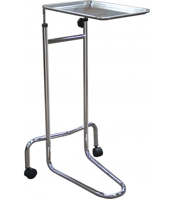Double Post Mayo Instrument Stand