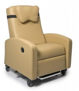 Lumex Ortho-Biotic II FR597-FR597P Geri Chair Recliner by Graham Field