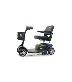 Buzzaround EX  4 Wheel Scooter - Blue Shroud